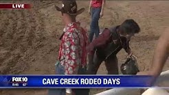 Cory's Corner: Cave Creek Rodeo Days