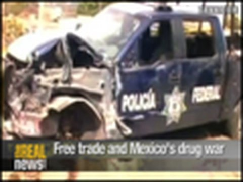 Free trade and Mexico's drug war