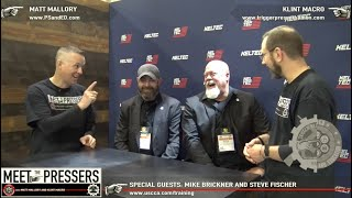 Steve Fischer & Mike Brickner of USCCA Training - Season II, Episode IV