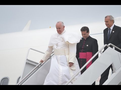 Most Liberal Pope in Hundreds of Years Arrives in US for 1st Time