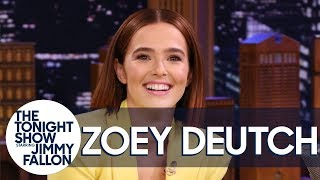 Gambar cover Zoey Deutch Keeps Getting Zooey Deschanel's Emails