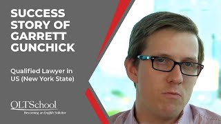 Success Story of Garrett Gunchick - QLTS School's Former Candidate