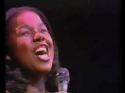 Randy Crawford │You might need somebody