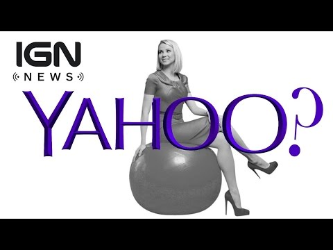 Yahoo Changing Its Name, CEO to Depart - IGN News