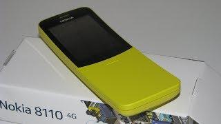 ОНЛАЙН ТРЕЙД РУ — Мобильный телефон Nokia 8110 4G Dual sim Yellow