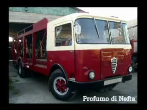 Camion in passerella (Foto P.1)