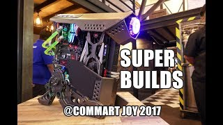 PC mods, builds, watercooling and meeting best Thai modders at Commart Joy Computer Show 2017