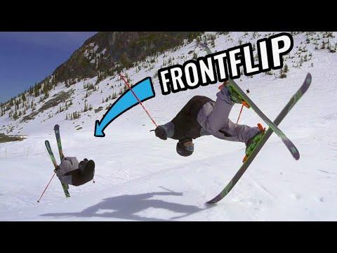 How To Tamedog On Skis