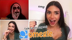 GOING ON OMEGLE AT 3AM (scary)