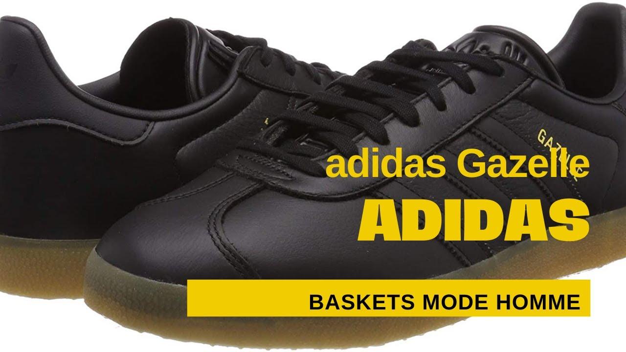 adidas Gazelle, Baskets Homme pas cher - YouTube