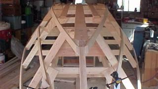 Building a 26' East coast dory - LUCKY PIERRE 26