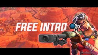 Free Fortnite Intro Template With No Text