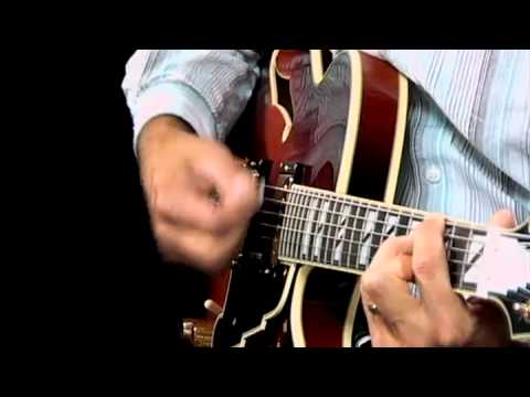 1-2-3 Jazz - #3 Swing Rhythm Demo - Jazz Guitar Lesson - Frank Vignola
