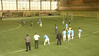Unicom Challenge 2 часть футбол 04.11.2018
