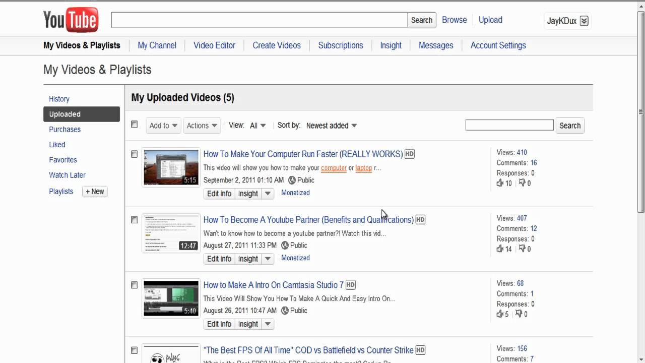 How To Make Money From Your Youtube Videos (Monetizing ...