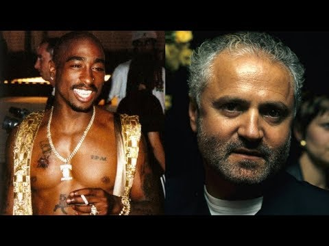 2pac Was Nervous & Didn't Want To Go To Versace Fashion Show In Italy