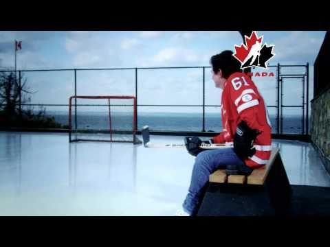 Intro: Gold Medal Hockey Game Canada vs USA  Vancouver 2010 Winter Olympics [HQ HD]