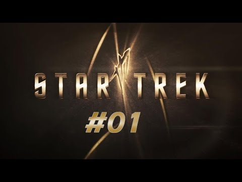 Let's Play Star Trek - The Video Game - #01 Captain James T.