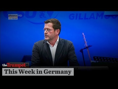 Germany's Quiet Crisis and a Landmark Speech From KT zu Guttenberg | This Week in Germany