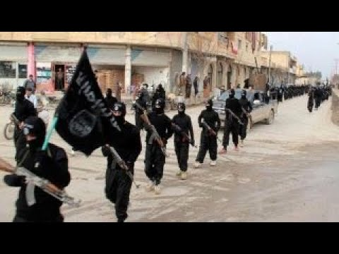 ISIS in retreat, despite threats?