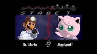 Super Smash Bros   Melee DR Mario