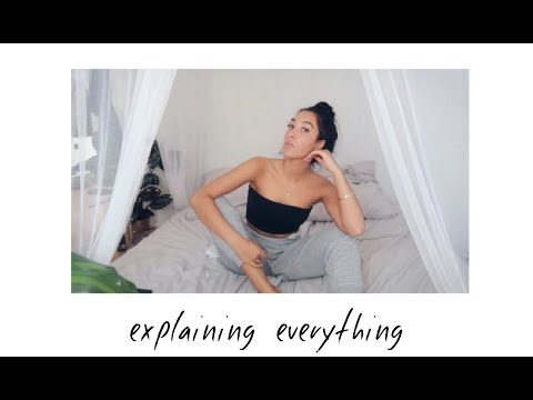 explaining everything ♡