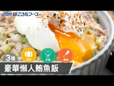 【Hagoromo】在家吃飯一鍋到底輕鬆做,炊飯、炒飯、蓋飯這樣做超簡單