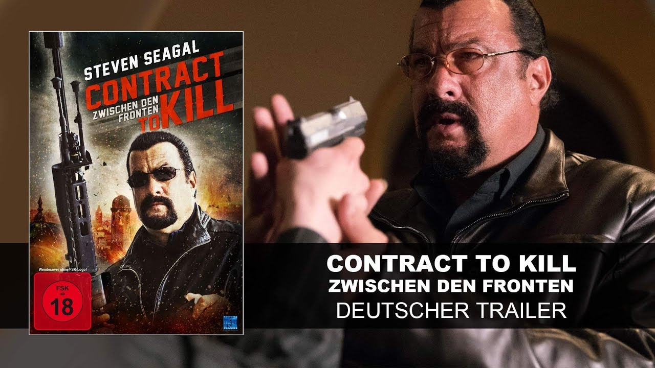 Download Contract To Kill - Zwischen den Fronten (Deutscher Trailer) | Steven Seagal | HD | KSM