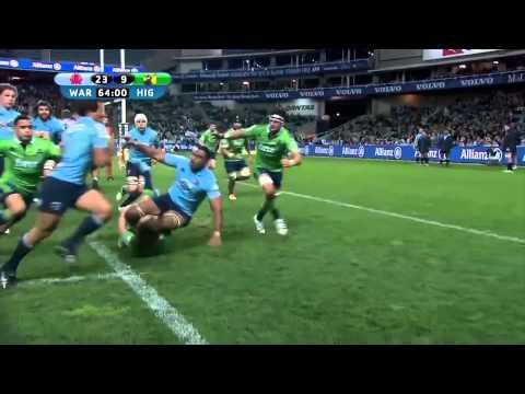 NSW Waratahs 2014 Champions - Season Highlights