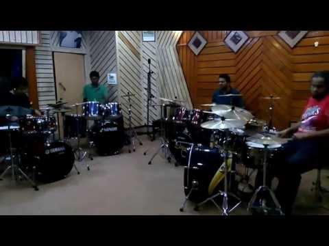 Duke's Lullaby (Steve Gadd)  - Drum cover