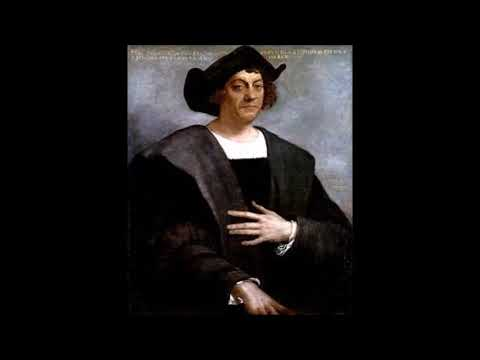 Christopher Columbus Journal Entry: October 12, 1492