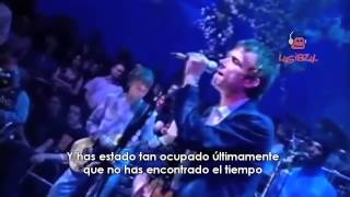 Blur - Out of time (En Vivo) 2003 Subtitulada en Español