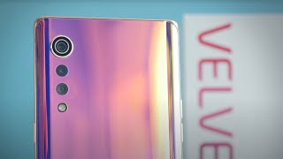 LG Velvet Review: Beauty comes first!