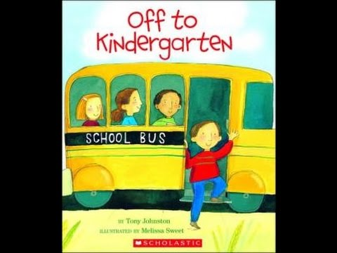 THE BEST KINDERGARTEN STORY FOR KIDS!! OFF TO KINDERGARTEN!!