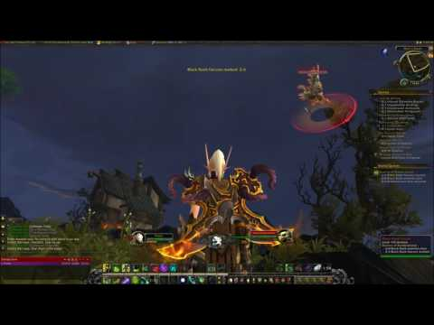 BASTION OF BRADENSBROOK - World Quest - Val'sharah - World of Warcraft