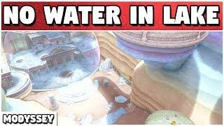 What If Lake Kingdom Had NO WATER?!?! | Super Mario Modyssey