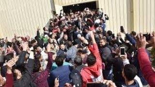 نمبر وان | رئيس جامعة المنصورة يتحدث عن الاستقبال الاسطوري ل محمود الخطيب اليوم