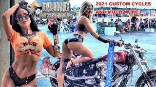 2021 Custom Motorcycles, Hot Pants Winners, Bike Wash Girls, Daytona Bike Week,  & More!