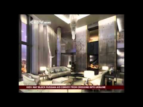 HK offers the world's most expensive home