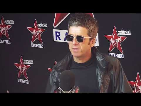 Noel Gallagher talks about recording Dead...