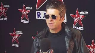 Noel Gallagher talks about recording Dead in the water. (Subtítulos en Español)
