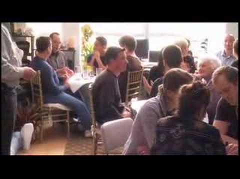 World Cafe Dialogue Workshop