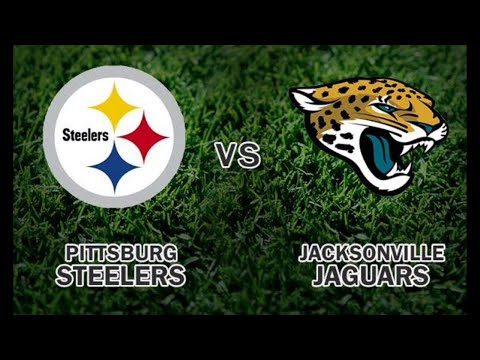 Jacksonville Jaguars Vs Pittsburgh Steelers (live Stream)