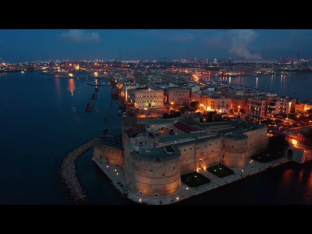 Il nuovo Ospedale di Taranto il San Cataldo in costruzione
