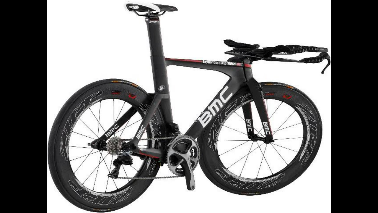 Bicycle BMC Timemachine TM01 Dura Ace Di2 Double 2013 - YouTube
