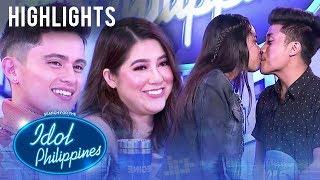 Judges, kinilig sa pag-iibigan nina Janluis at Jenny | Idol Philippines 2019 Auditions