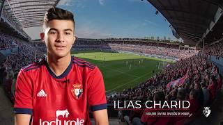 """Ilias Charid: """"Doy las gracias a Osasuna por apostar por mí de la manera que lo ha hecho"""""""