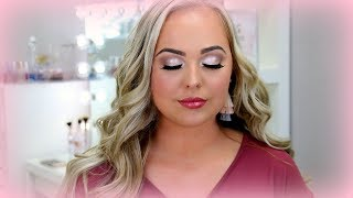Bridal / Engagement Makeup Tutorial 💍 PHOTO FRIENDLY/ STEP BY STEP! Client Makeup Series