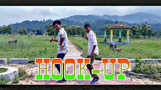 Hook_up_song -student of the year 2||cover dance by xtrimars crew||ajit & subho