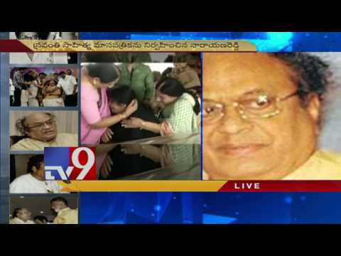 Difficult to imagine Telugu literature without C Narayana Reddy - Writer Olga - TV9